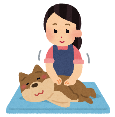 pet_massage_inu
